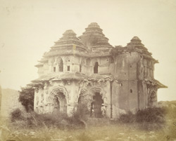 The Lotus Mahal, Vijayanagara